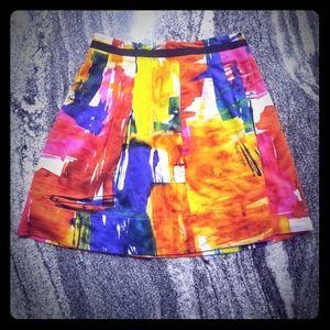 Simon Chang Skirt...Wow!